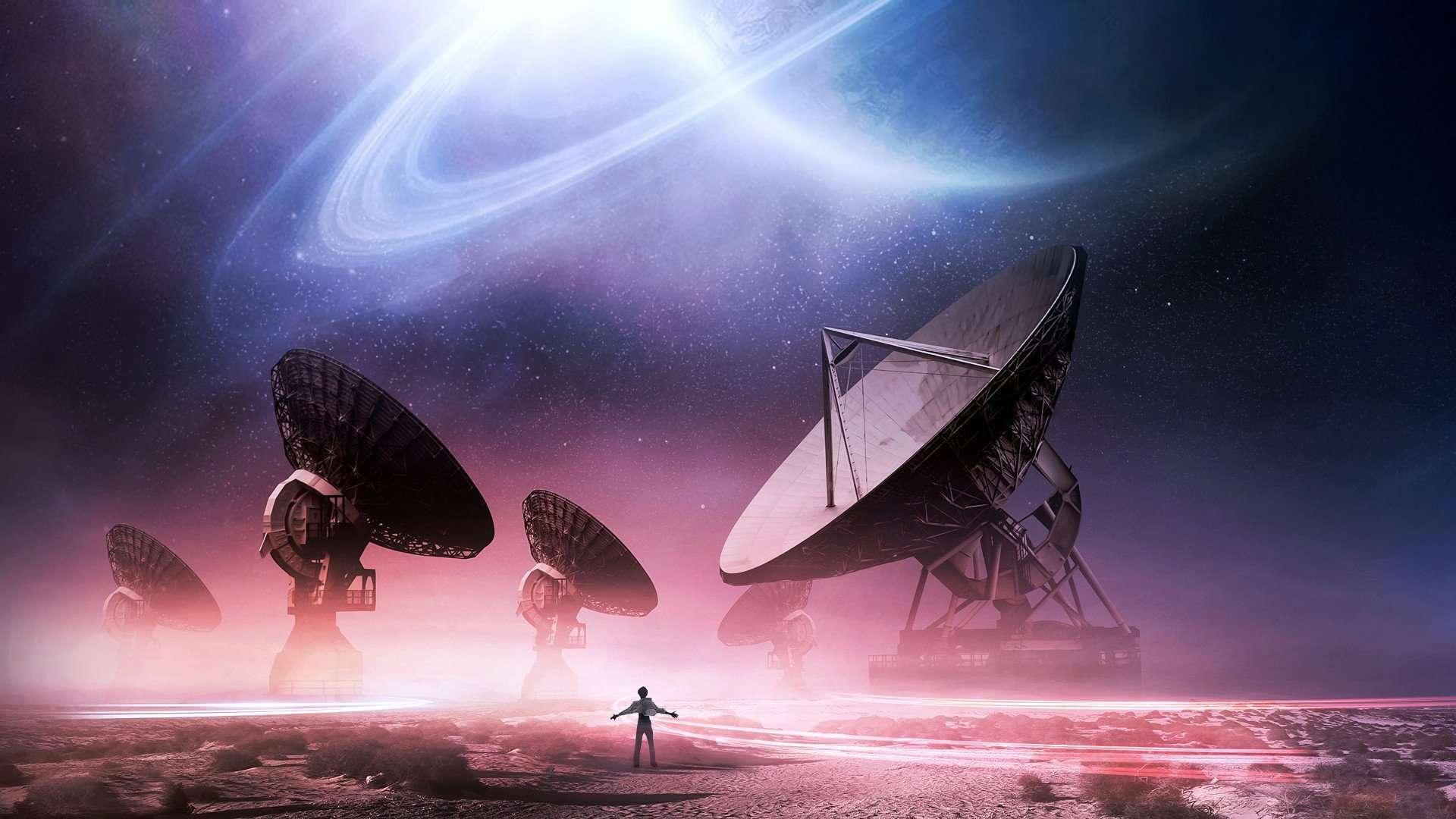 Giant antennas